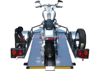 QL1B standard bike trailers